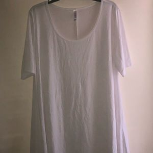 Lularoe Blanc Perfect T XL